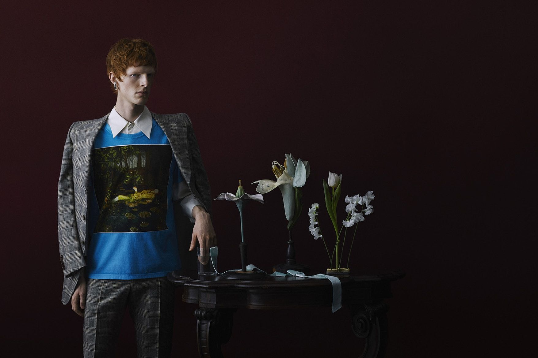 a6a9b36322d Gucci Launches  GucciHallucination Capsule With Artist Ignasi ...