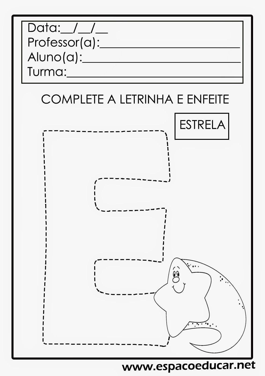 Natal Educacao Ijnfantil Atividade Imprimir Atividades Desenhos