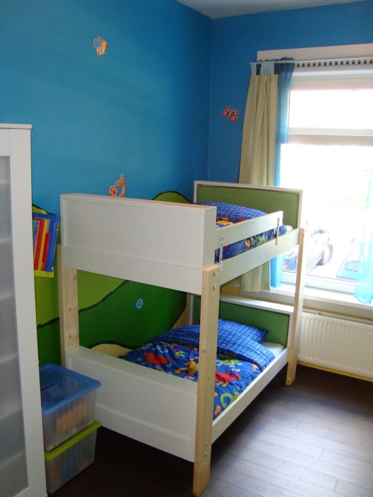 IKEA Hackers: Vikare Childrenu0027s Bed As Bunk Beds...not Sold In Ikea