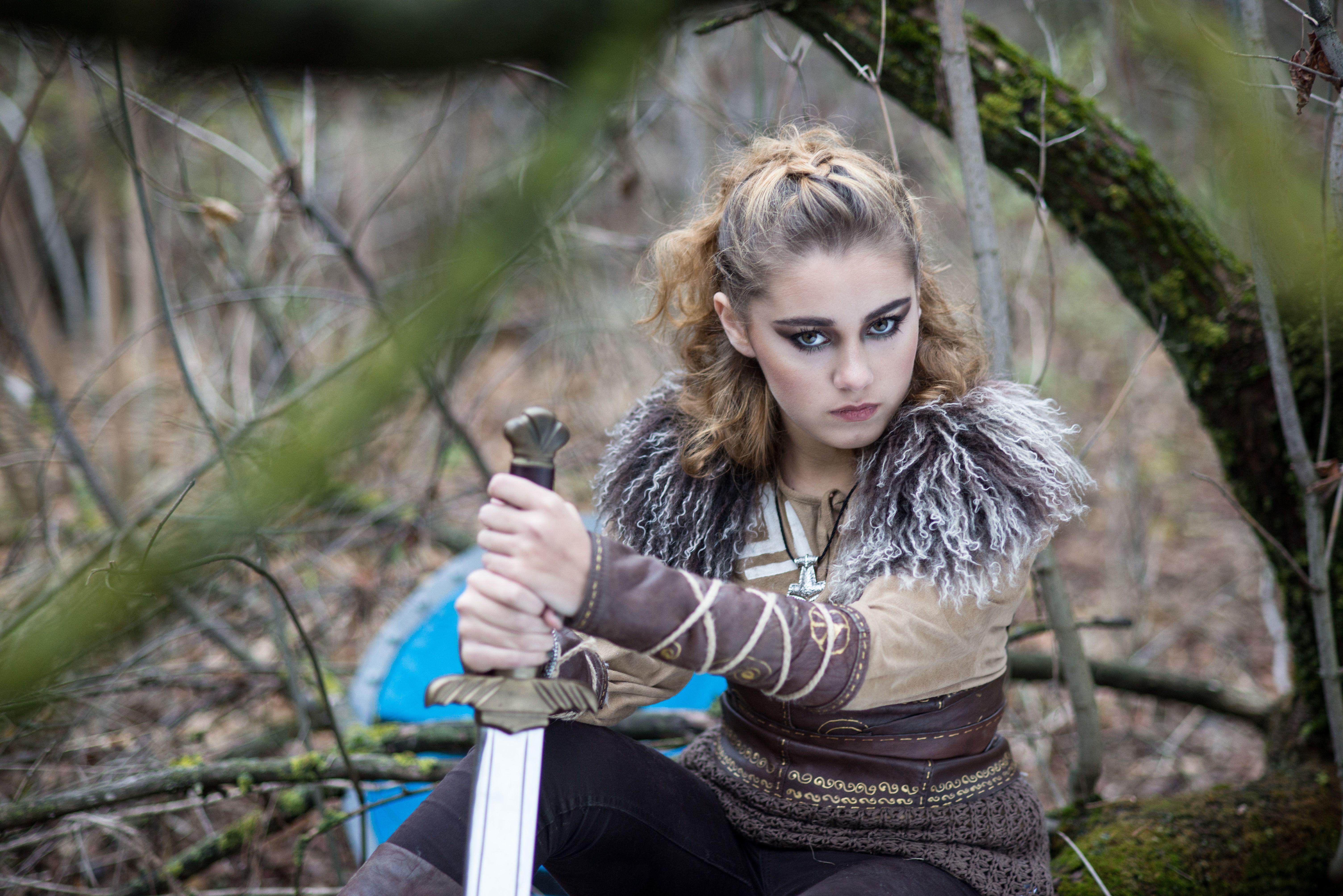товарный москва фотосессия в стиле викингов главные ценности чистота
