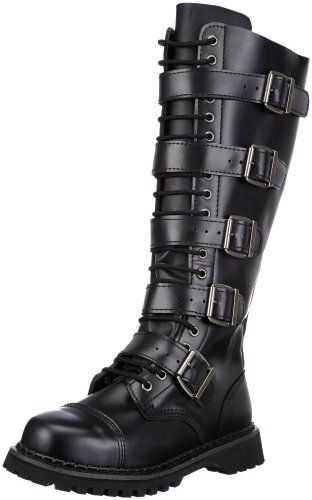 e8ba8bccadc Check out these sexy Pleaser Men s Riot-20 Buckle Boot