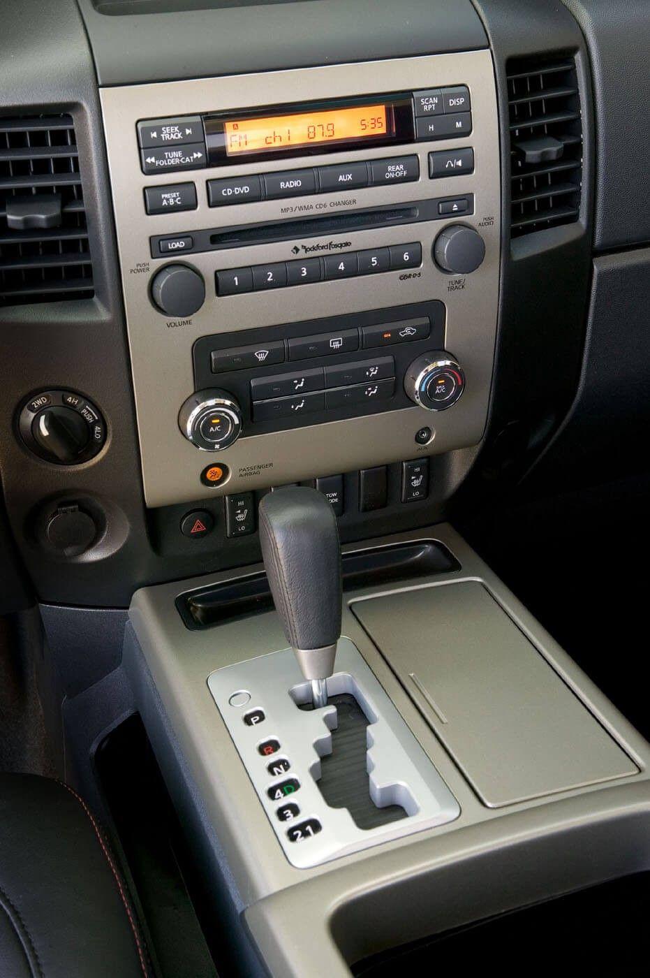 Nissans Titan Pro4X 4*4 Built For Workhorse Duty Best