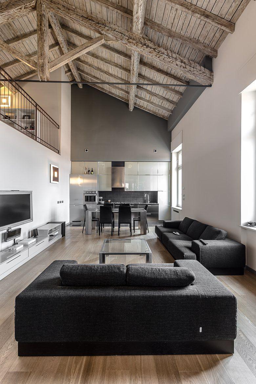 Appartamento 6 cremona persico studio arredamento d for Interni architettura