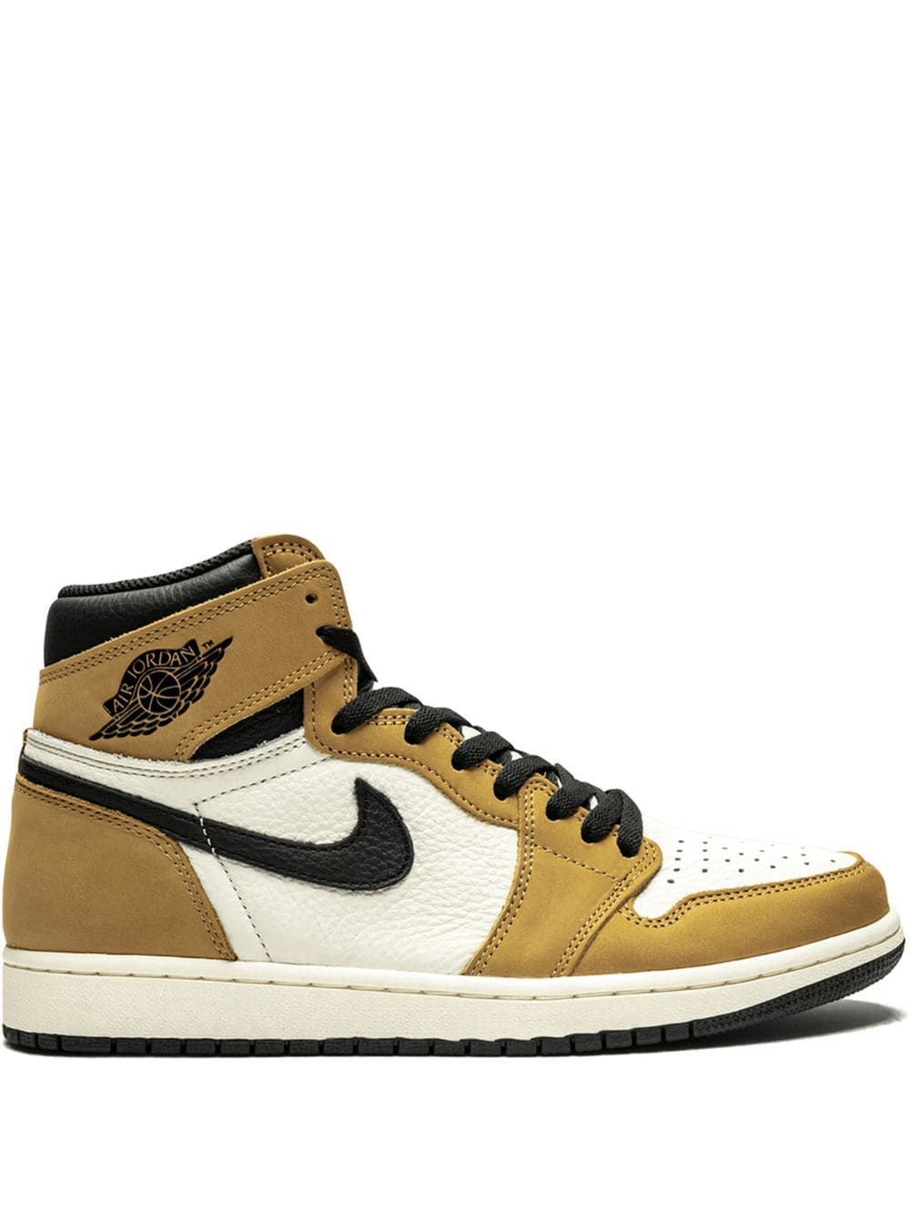Air Jordan 1 High Og Nrg Sneakers In Brown White Sneakers Men