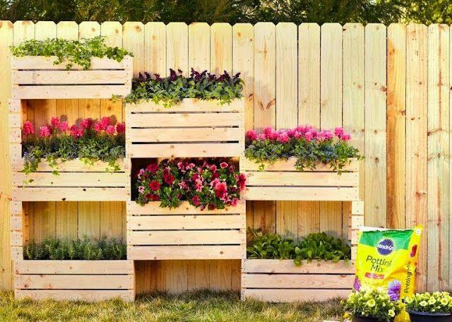 Decoracion de patio y jardin creativo decoraci n de for Jardines decoraciones plantas