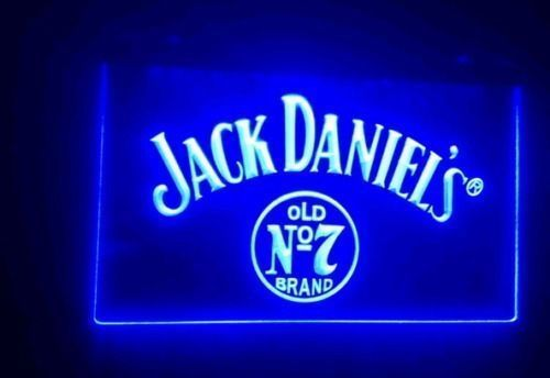 Jack daniels led neon bar light signs home bar beer unbranded jack daniels led neon bar light signs home bar beer unbranded mozeypictures Image collections