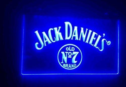 Jack daniels led neon bar light signs home bar beer unbranded jack daniels led neon bar light signs home bar beer unbranded aloadofball Image collections