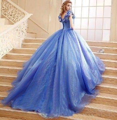 d98399374a El vestido de xv años mas bonito del mundo