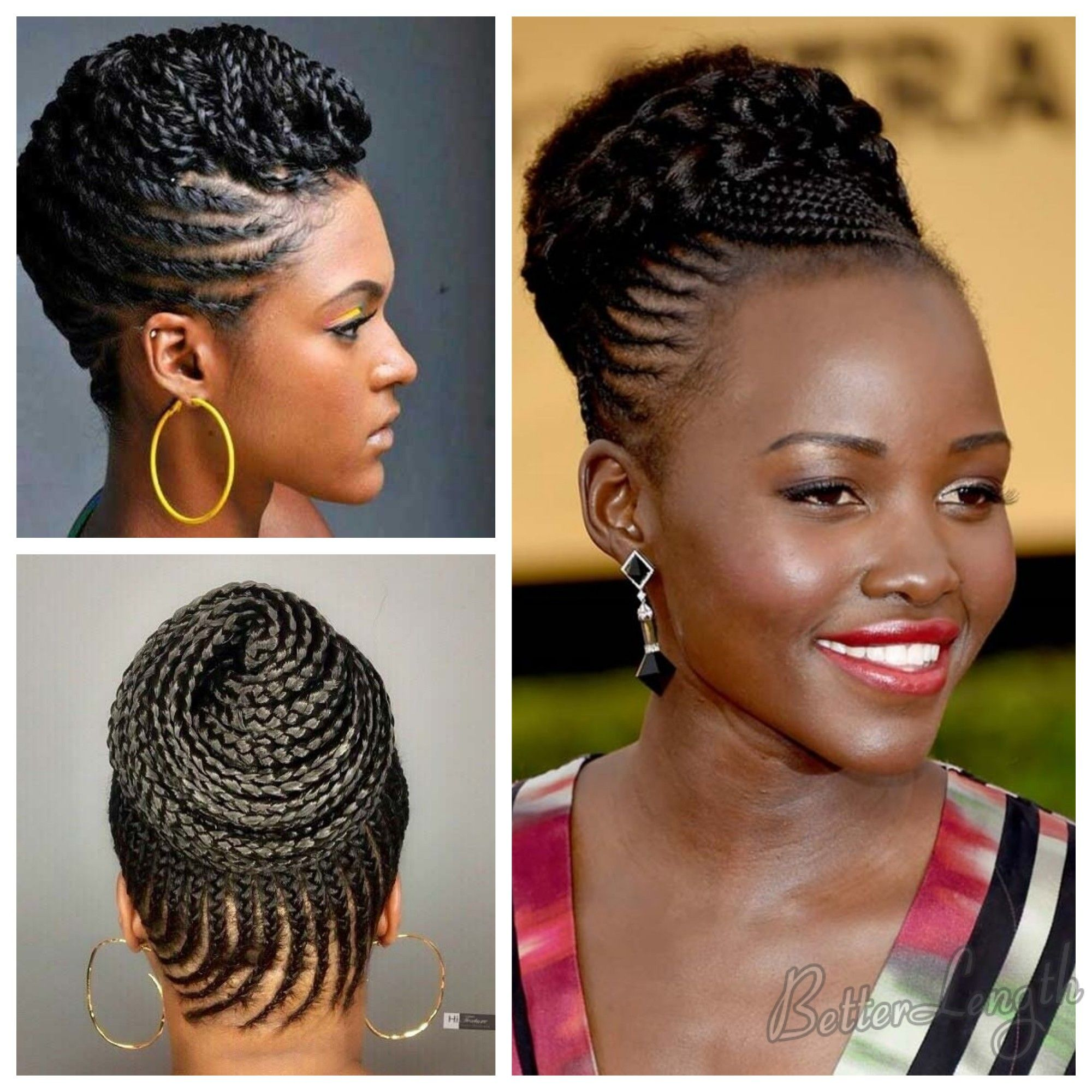 7 summer hairstyles black