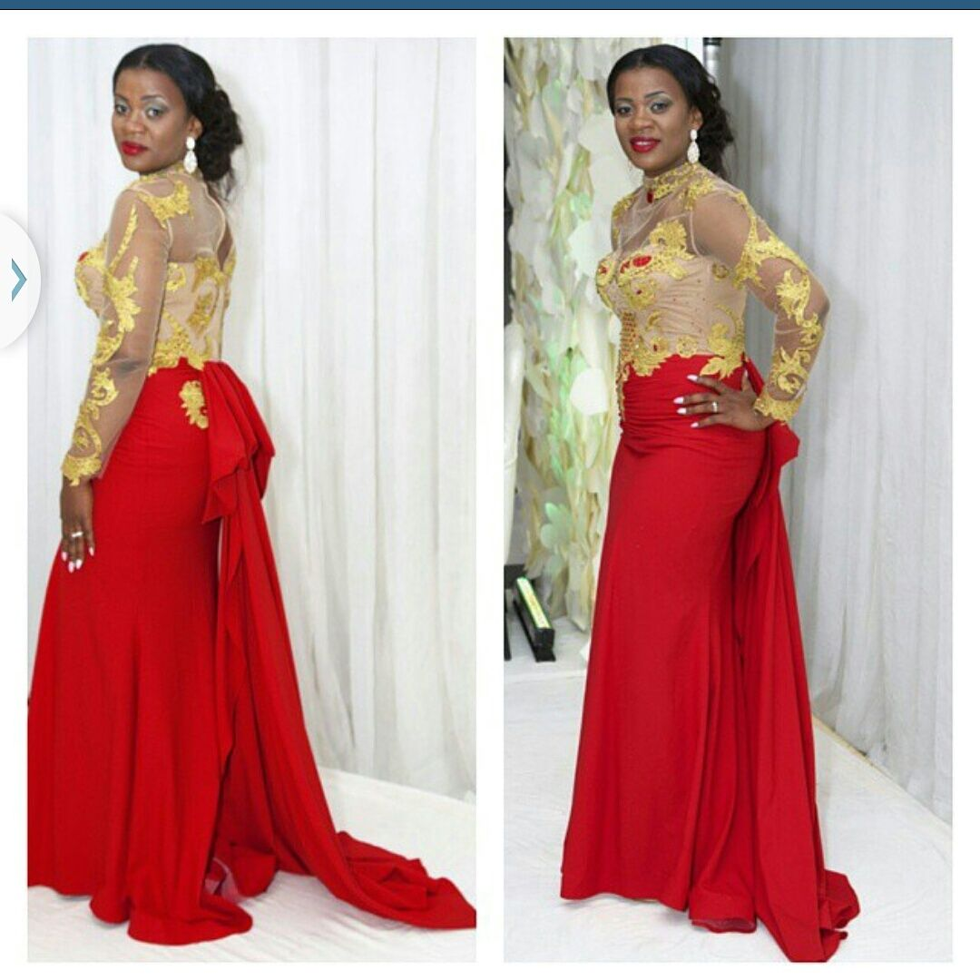 Long dress for wedding guest  Attending weddings these days is something that most guests look