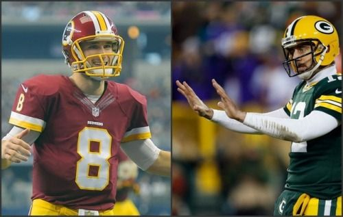11 28 Kirk Cousins Or Aaron Rodgers Who Would You Start The Greenbaypackers 11 28 Kirk Cousins Or Aaron Rodge Aaron Rodgers Kirk Cousins Football Helmets