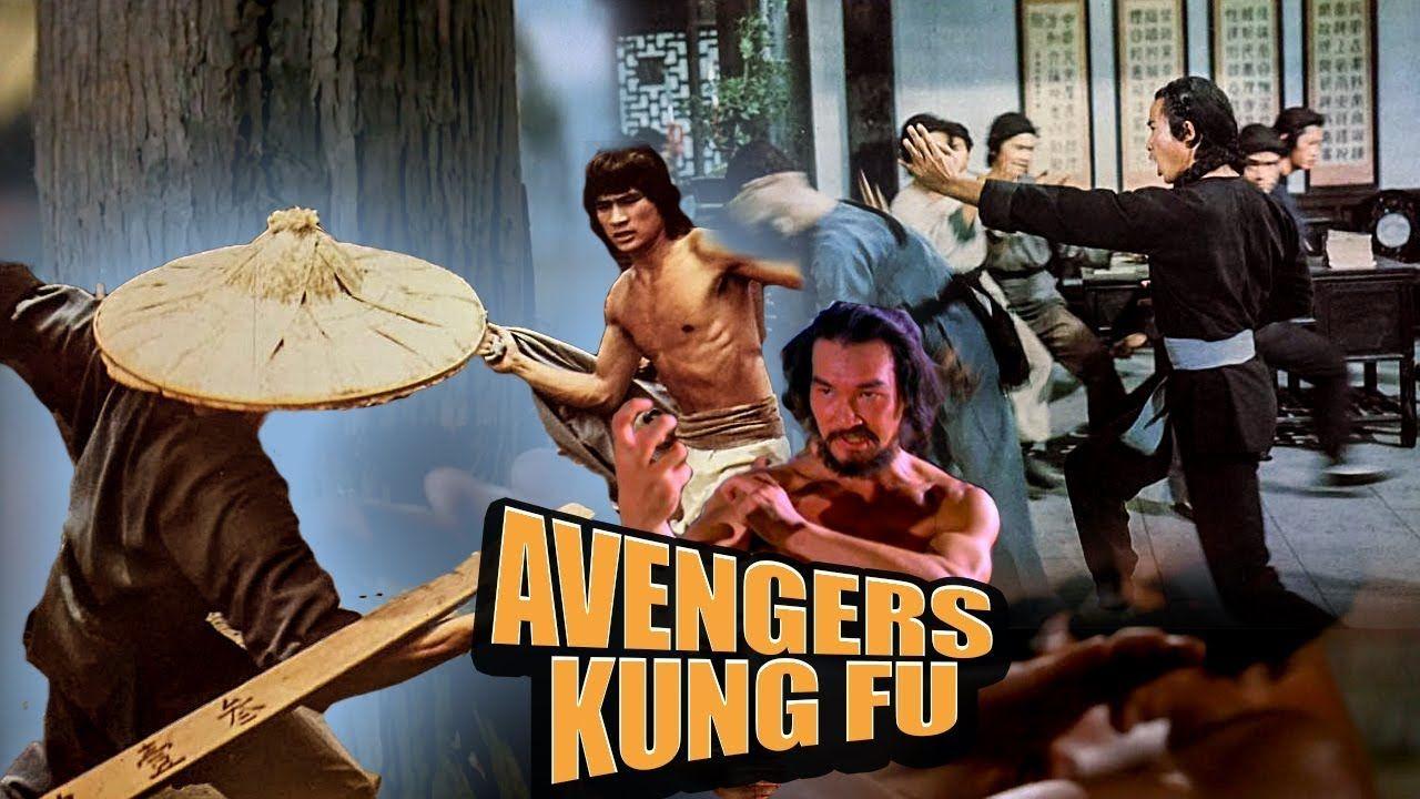 Avengers Kung Fu Ll Full Action Movie Ll Martial Art Movie Ll English Movie Ll Movies Studio Youtube Action Movies Kung Fu English Movies