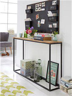 ob f r k che schmale dielen und enge nischen die trendigen konsoltische sehen nicht nur gut. Black Bedroom Furniture Sets. Home Design Ideas