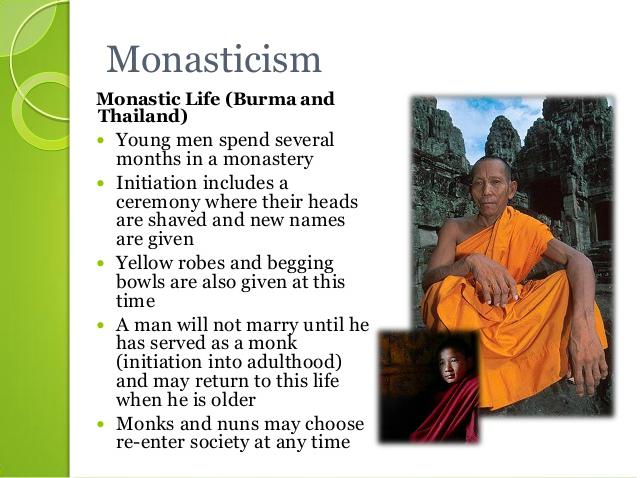 Ordain a Monk/Nun ☸️ | Becoming a monk, Monastic life ...