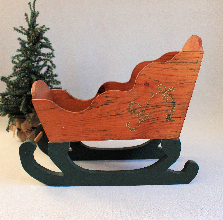 34++ Diy santa sleigh for outdoor ideas in 2021