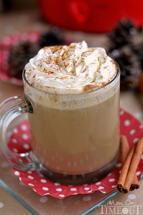 Slow Cooker Gingerbread Mocha | Mocha Madness!