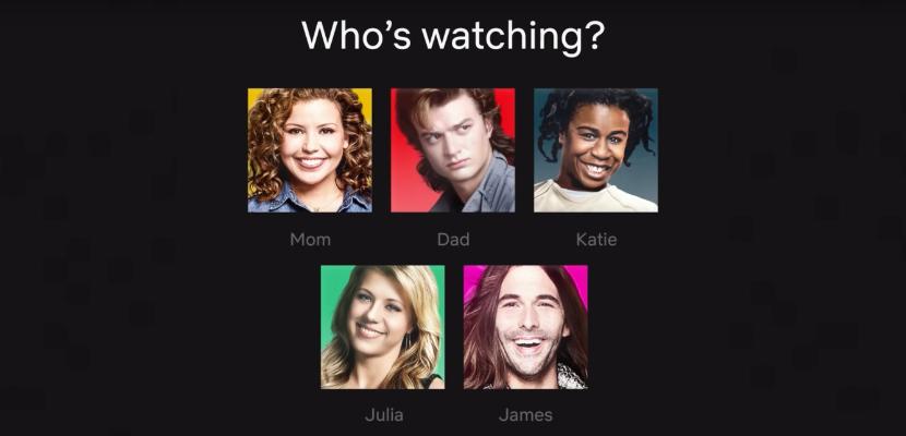 Netflix añade más de 100 nuevos iconos de perfil para que