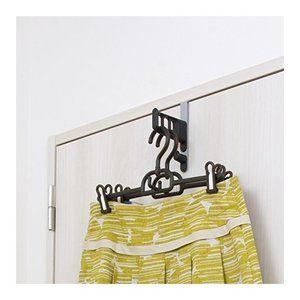 Steel door hook multi[H-677](Silver): 2BBYNZQJCG: Seven leaf-mail order-Yahoo! …
