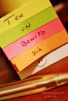 Ten Un Bonito Dia Frases Verito Good Morning Good Night Dia Quote
