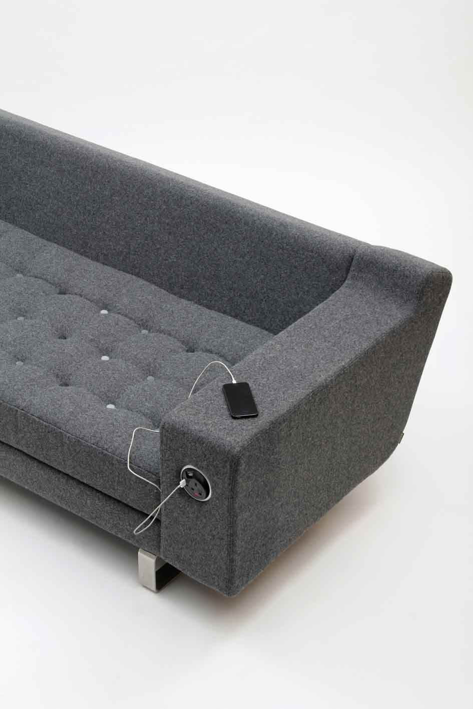 Sofa Relax Con Usb Portion Power Usb Unit Furniture Pinterest Office Electrics