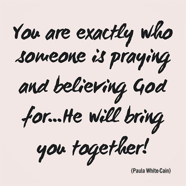 God is preparing you while someone is patiently waiting