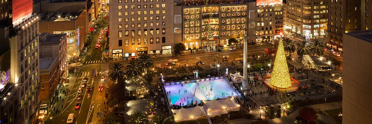 Step into sophistication at a grand level - Holiday Union Square ...