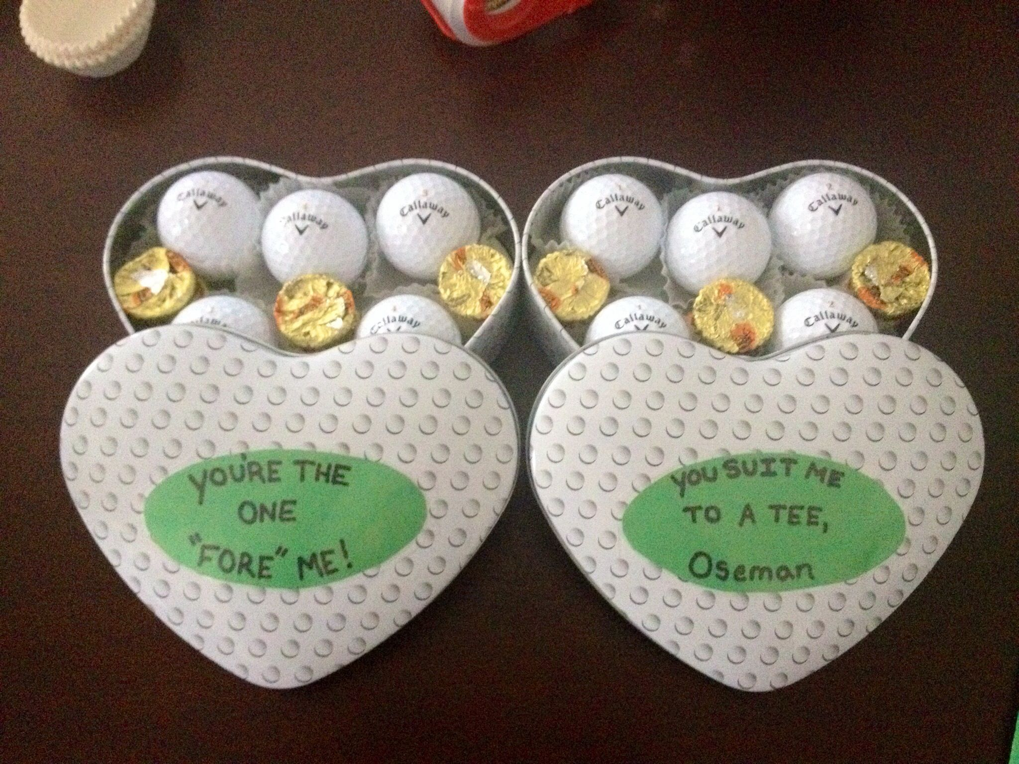 Perfect Valentine S Day Gift For The Golfer In Your Life