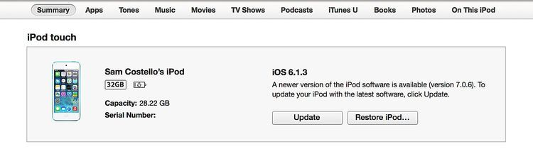 How to Update the iPhone Operating System