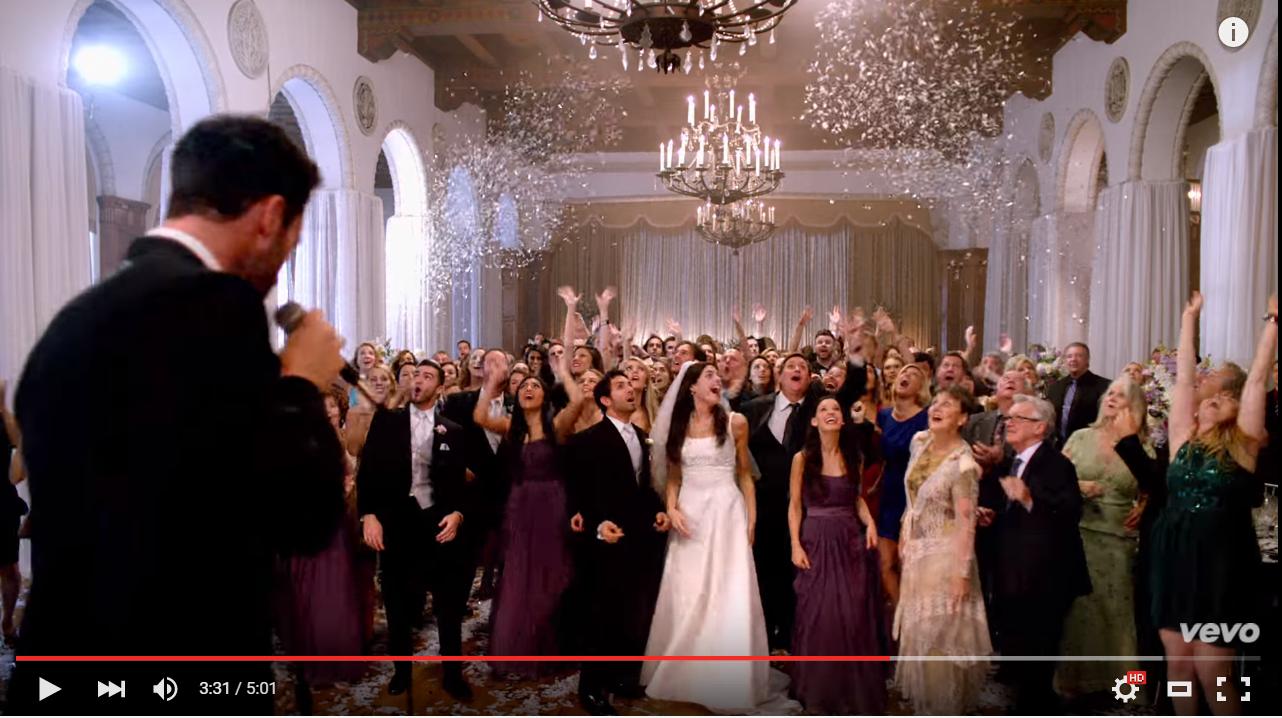 Glitter Confetti Maroon 5 Sugar Video Glitter Confetti Wedding Bridesmaid