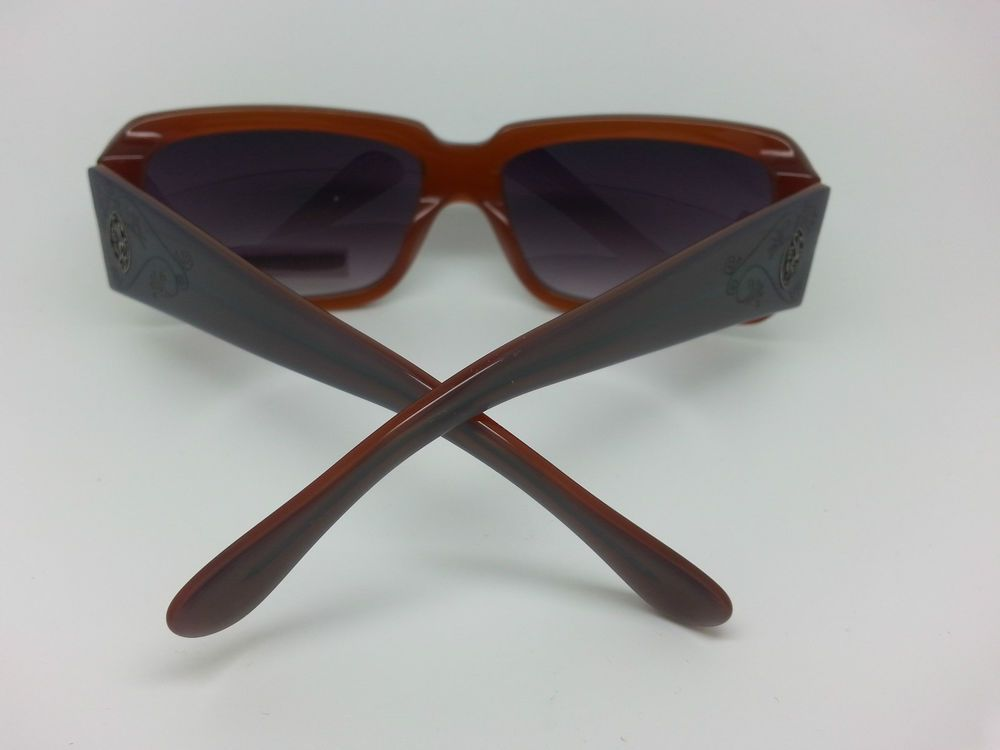 5eea7fe2100 Elizabeth Arden 5086 GREY WITH HON COLOR Women Sunglasses Eyeglasses  Designer