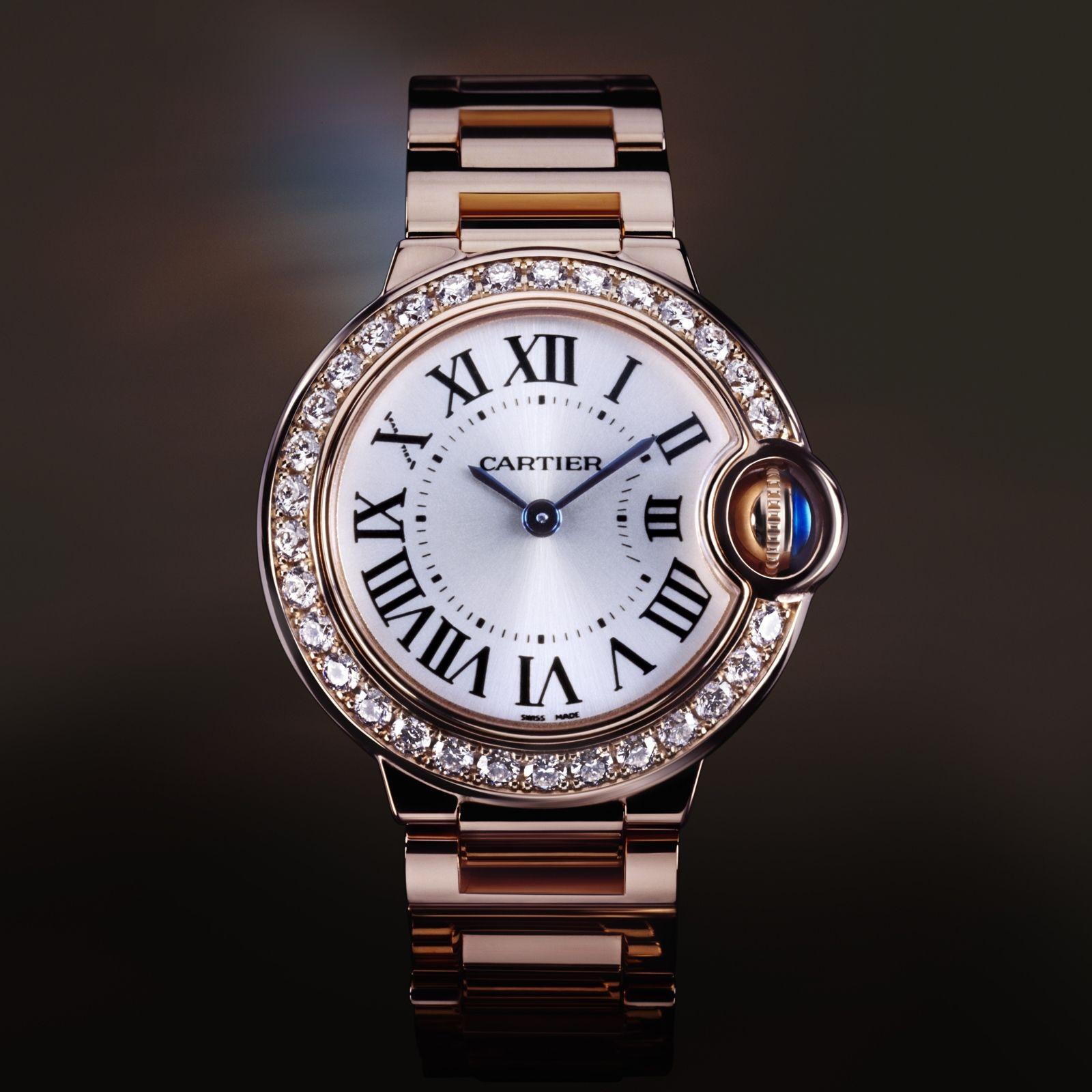 Cartier Ballon Bleu De Cartier Ballon Bleu 28mm Cartier Watch