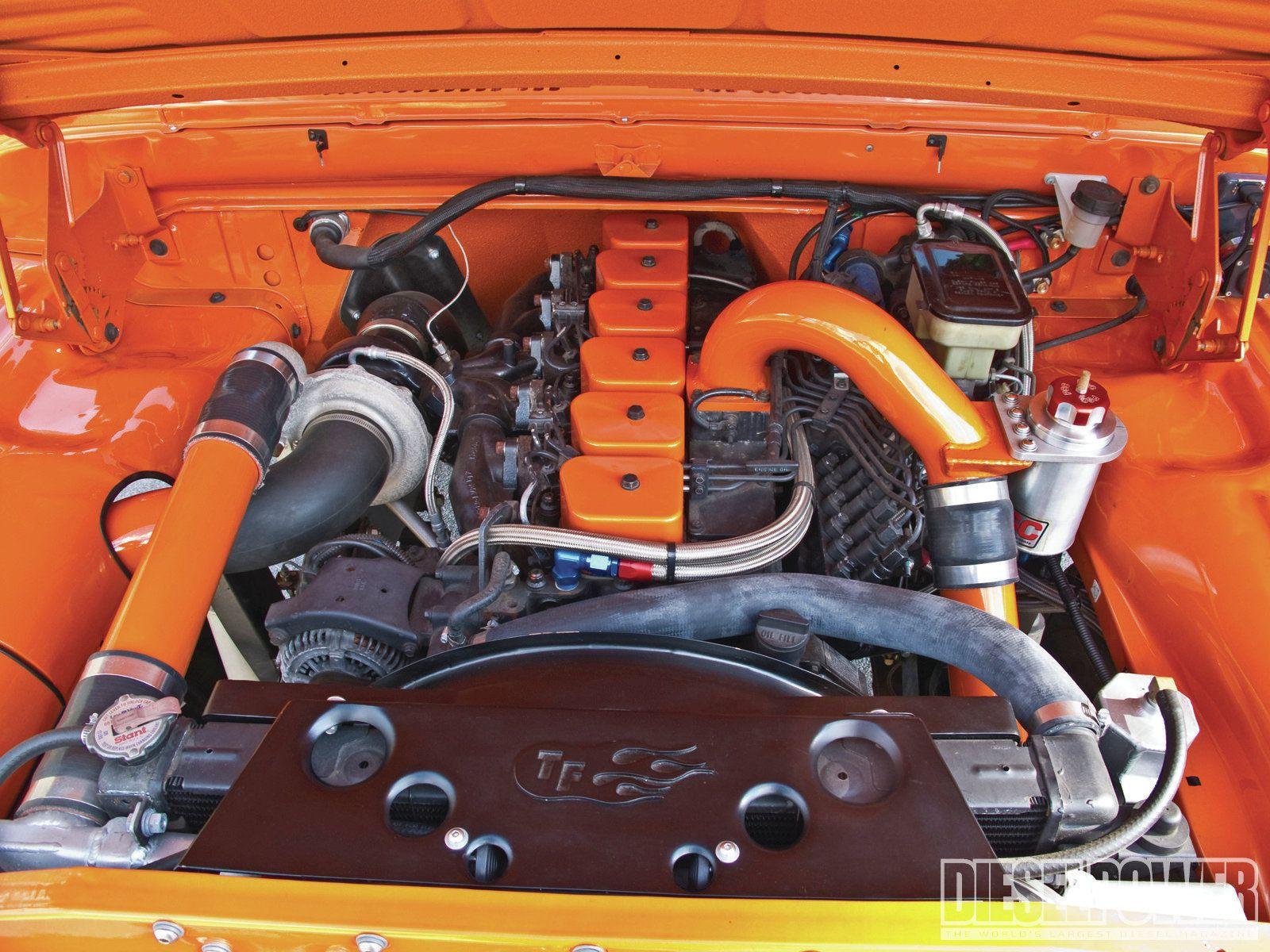 Cummins 12 Valve Engine Cummins diesel engines, Cummins