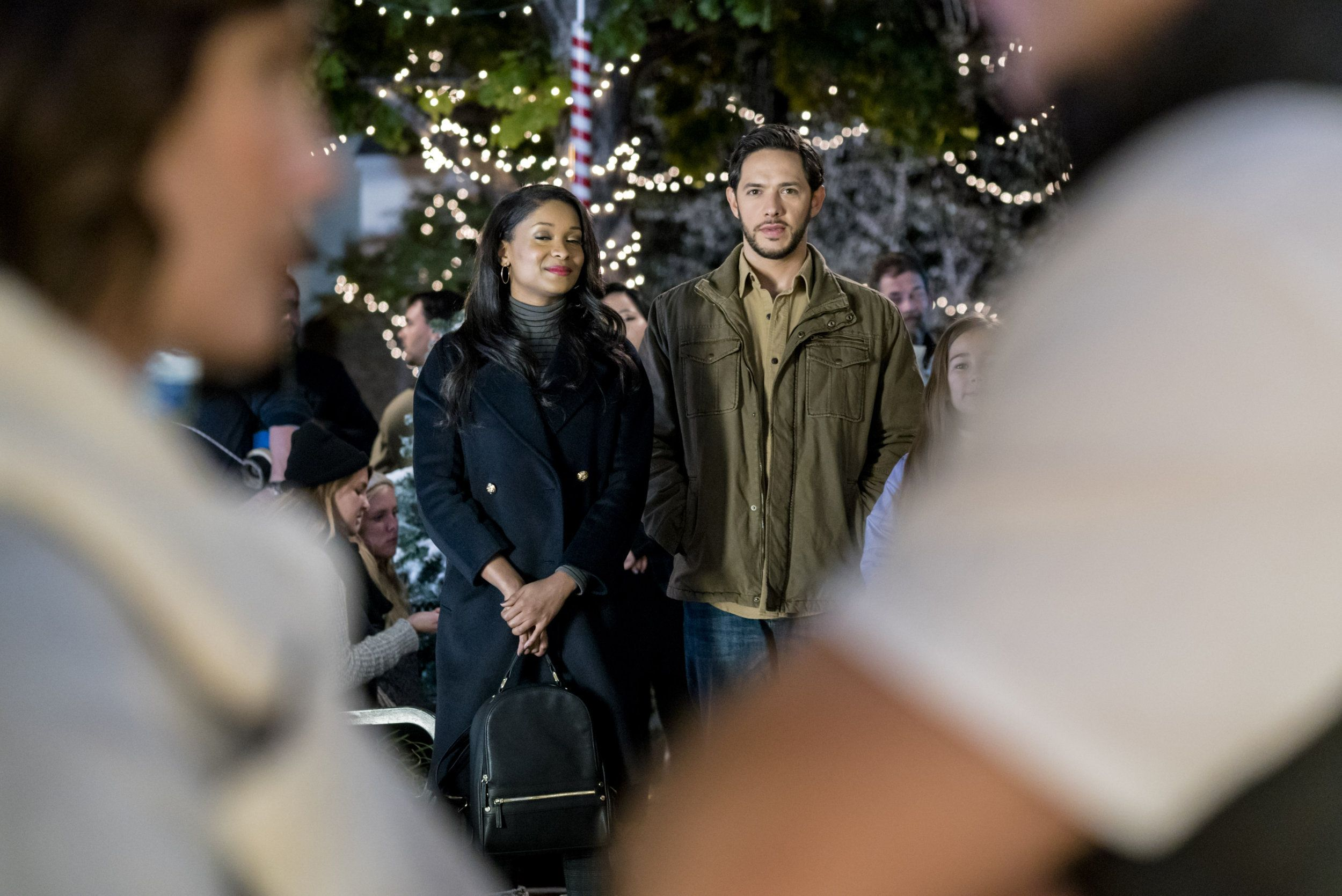 Taylor Cole Christmas In Homestead.Watch Video From The Hallmark Channel Original Movie