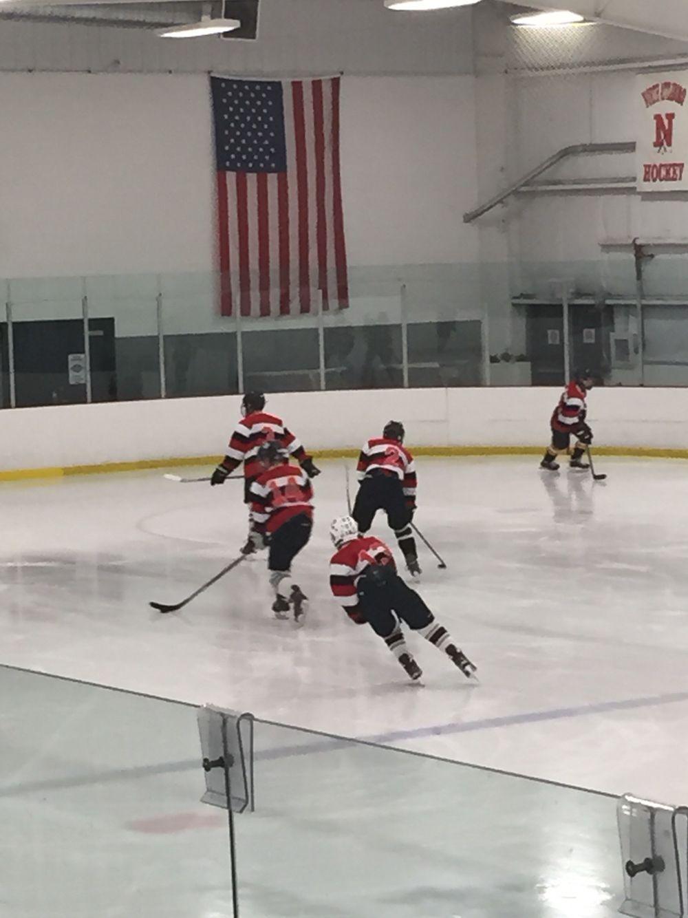 Channelling Kopf hockey