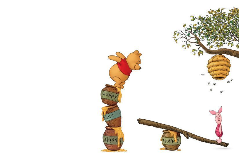 Piglet And Winnie The Pooh Wallpaper Click Picture For High Resolution Hd Wallpaper Bear Wallpaper Pooh Bear Winnie The Pooh