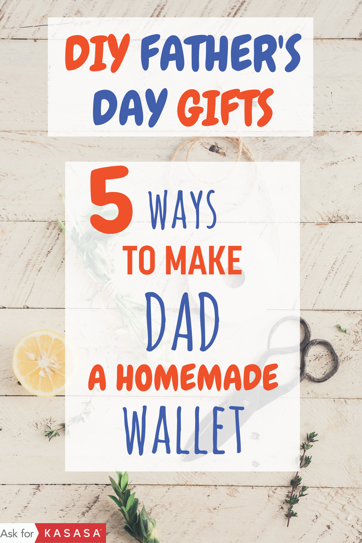 Make dad a crafty DIY Father\'s Day gift! Try making dad one of these ...