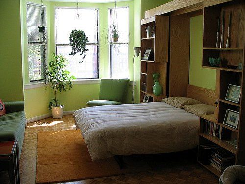 Flickr Finds: Space-saving Murphy Bed — Washington DC | Murphy bed ...