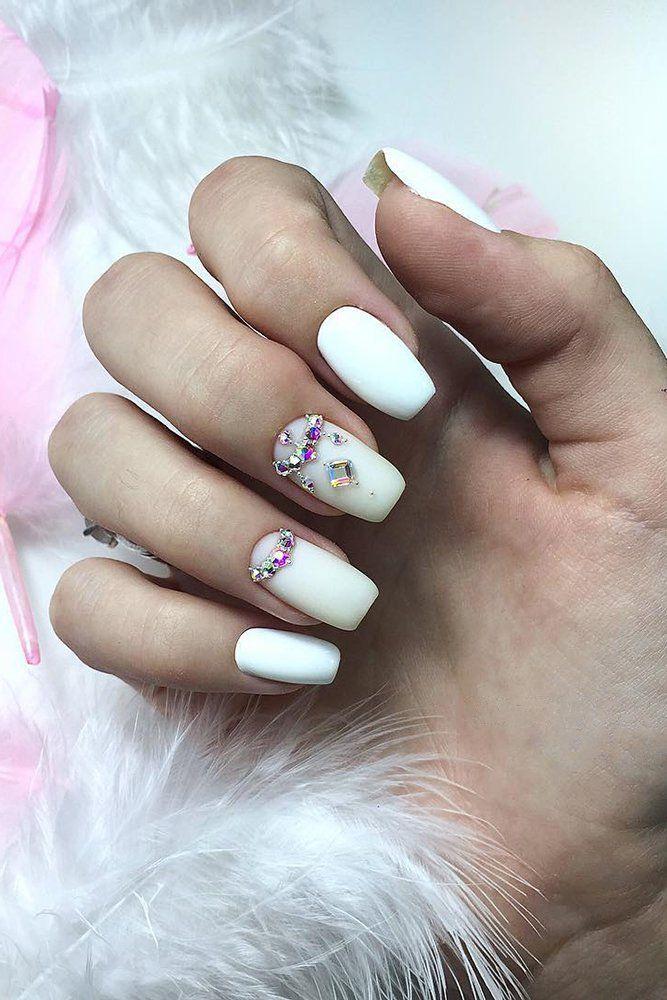 Bridal Nails Trends For 2020   Wedding nails design ...