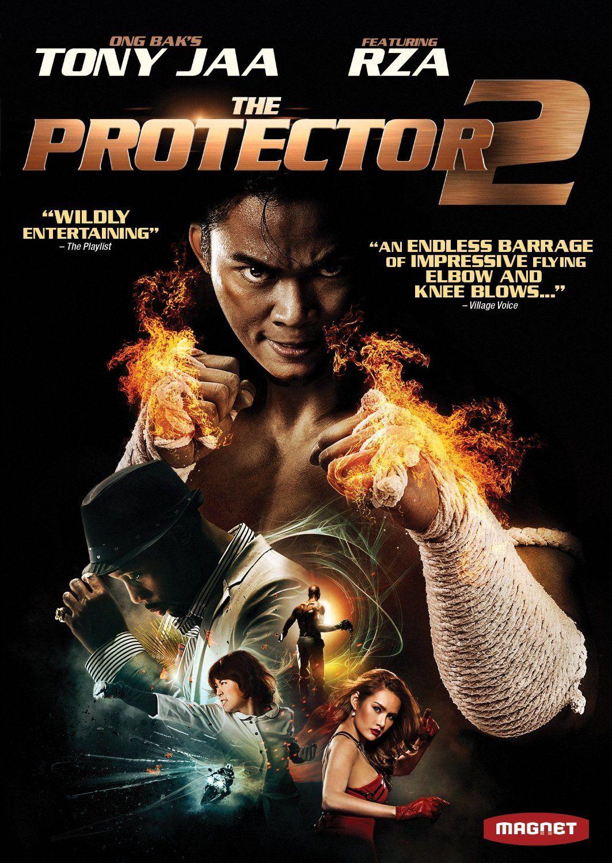 Robot Check Tony Jaa The Protector Fight Movies