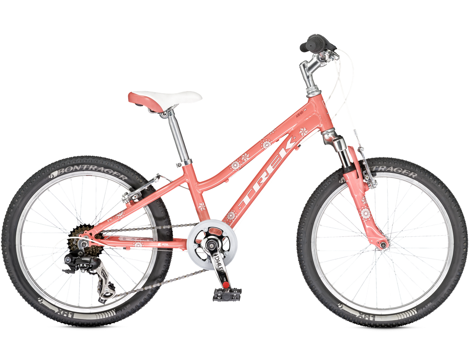 39e8ba28e MT 60 Girl s - Kids  collection - Trek Bicycle