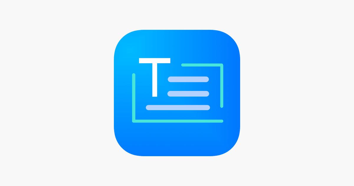 تطبيق Text Scanner يستخرج لك أي نص موجود عندك عن طريق تصويره Gaming Logos Logos Nintendo Switch