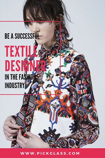 How To Be A Successful Textile Print Designer | Fashion ...