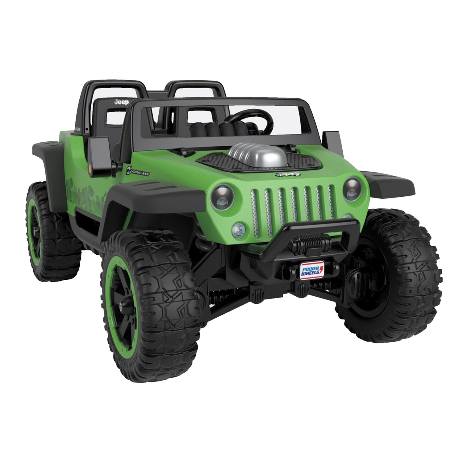 Power Wheels Jeep Hurricane Extreme Affiliate Wheels Sponsored