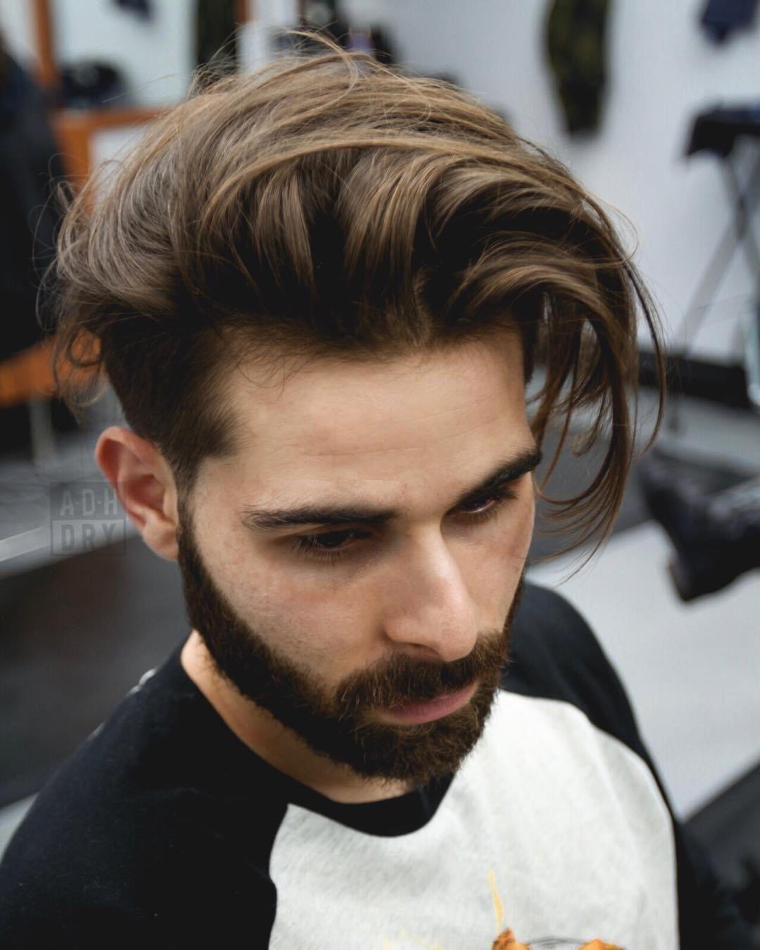 Comment faire pousser vos cheveux (Tutoriel des hommes ...