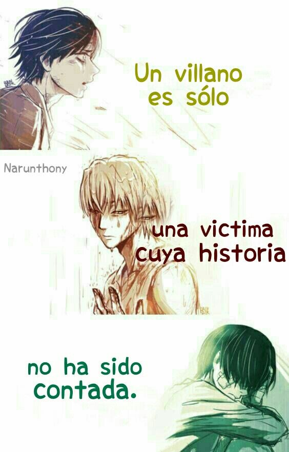 Anime Otaku Frases Phrases Frasesdeanime Narunthony Sad Animeboy Quotes DesmotivacionesAnime Espanol Letras Escritos