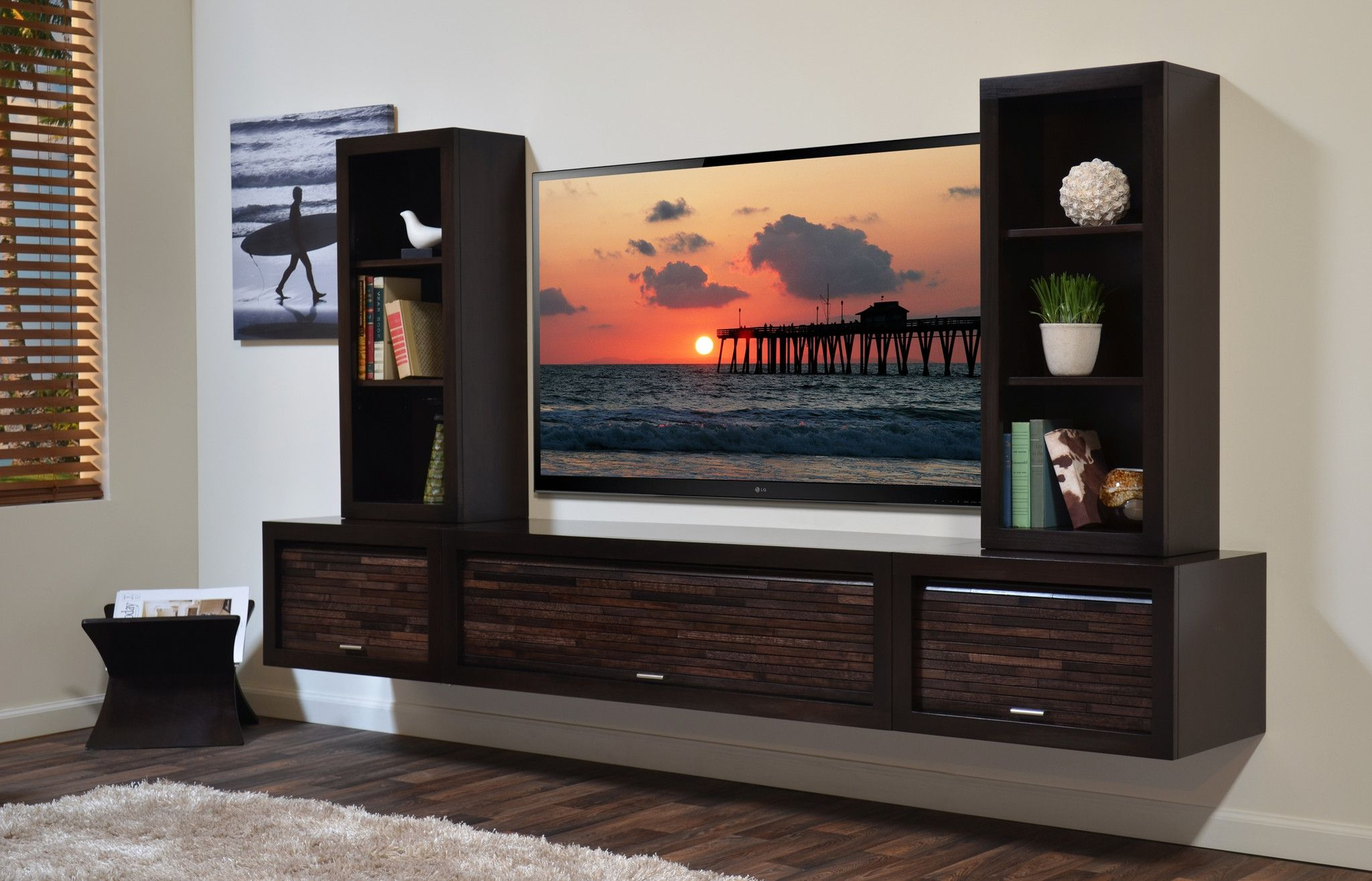 Wall Mount Entertainment Centers Furniture Http Bottomunion  # Muebles Bobrick