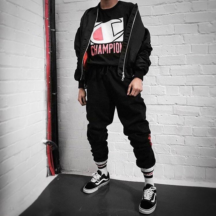 Outfit Hypebeast