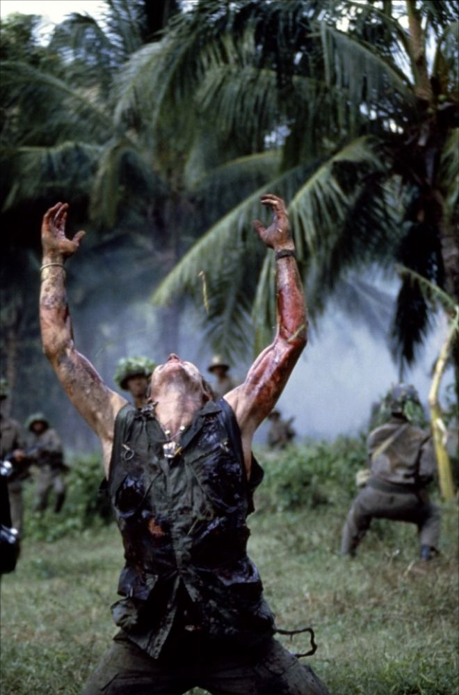 PLATOON (1986) - Find it in our catalog: http://highlandpark.bibliocommons.com/item/show/74499035_platoon