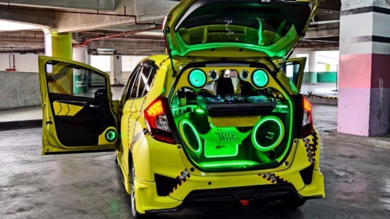 Modifikasi Mobil Jazz Terbaru Modifikasi Mobil Mobil Audio Mobil