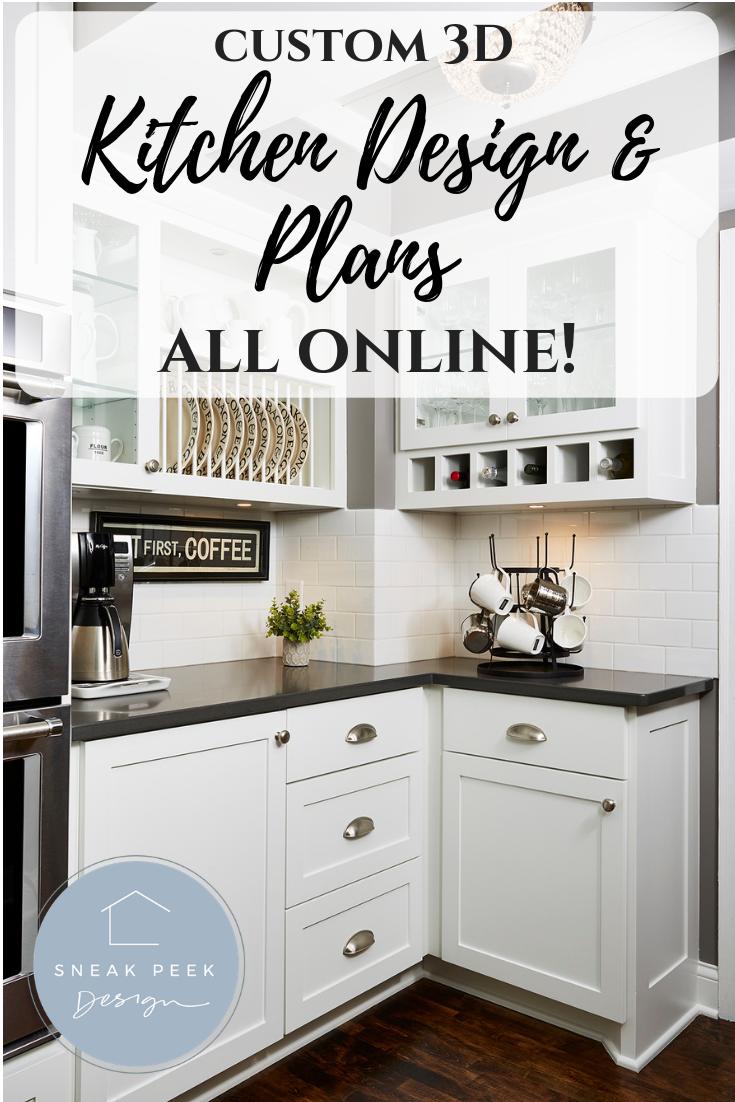 Kitchen Edesign Online Kitchen Design Kitchen Plans Kitchen Layout